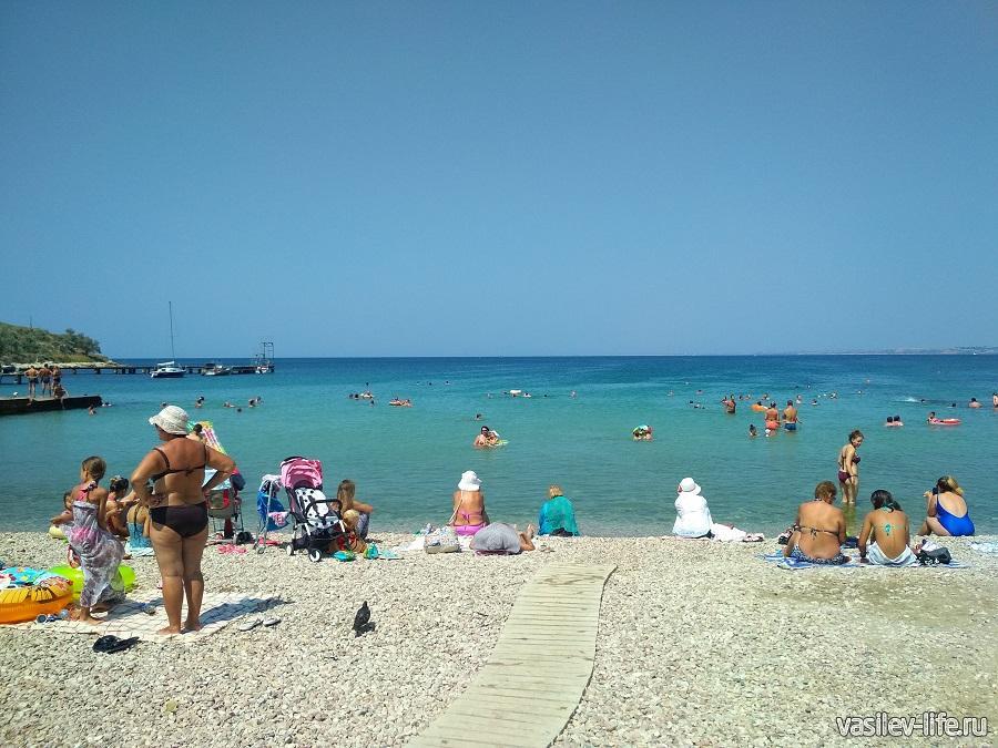 Пляж «Песочный» в Севастополе (9)