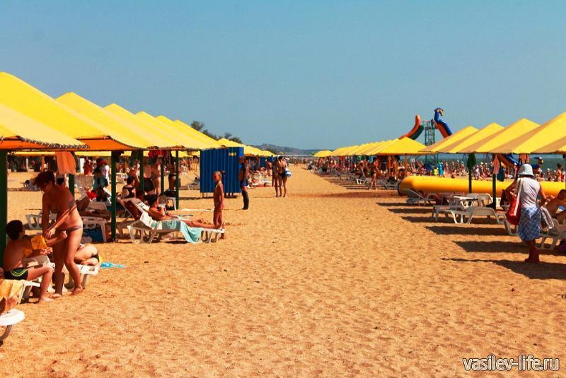 Пляж «СанДали»