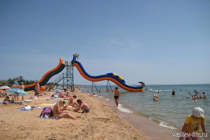 Пляж «СанДали»5