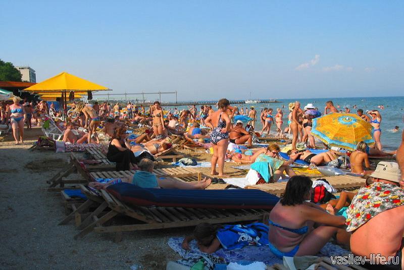 Пляж «СанДали»7