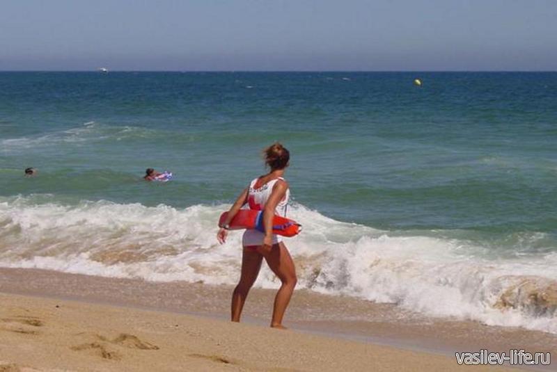 Пляж «СанДали»8