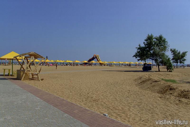 Пляж «СанДали»9