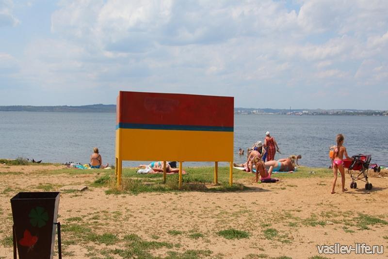 Пляж «Сморжевского»10