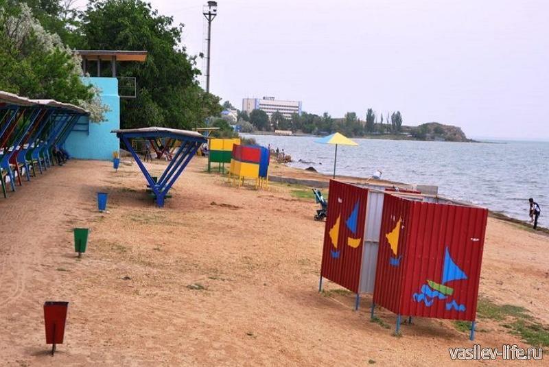 Пляж «Сморжевского»4