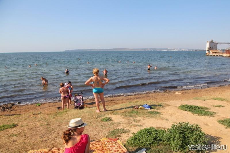 Пляж «Сморжевского»6