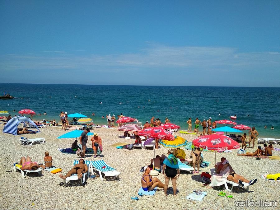 Пляж «Толстяк», Севастополь (12)
