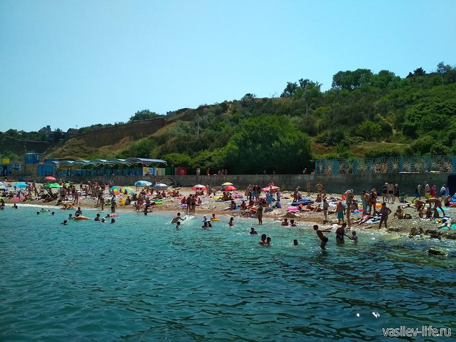 Пляж «Толстяк», Севастополь (5)