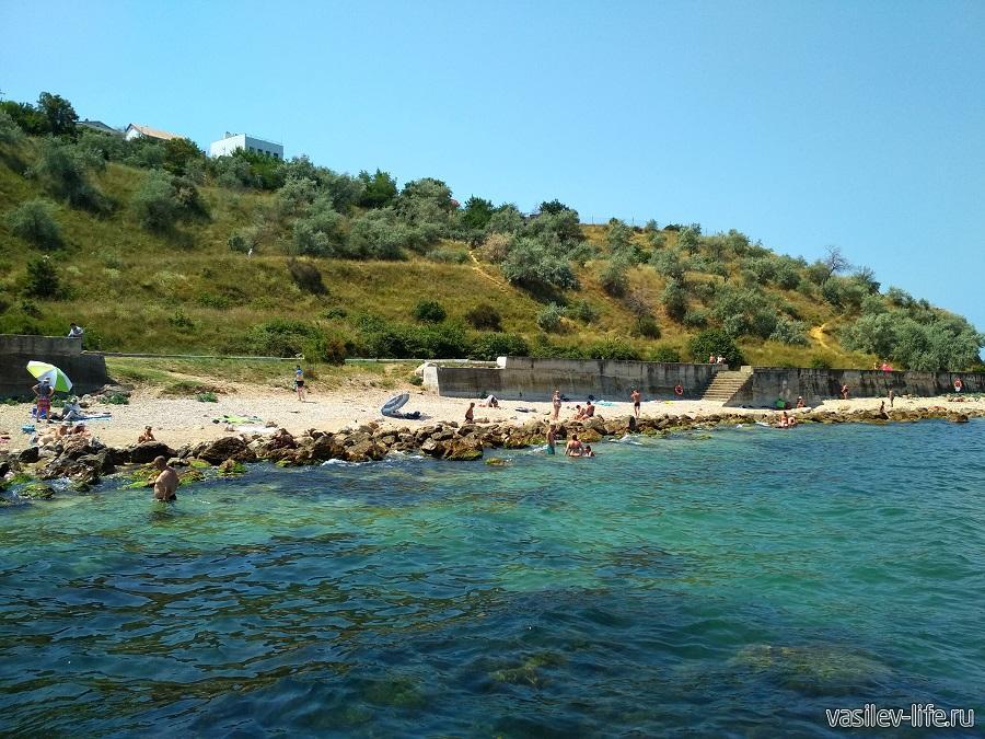 Пляж «Толстяк», Севастополь (6)