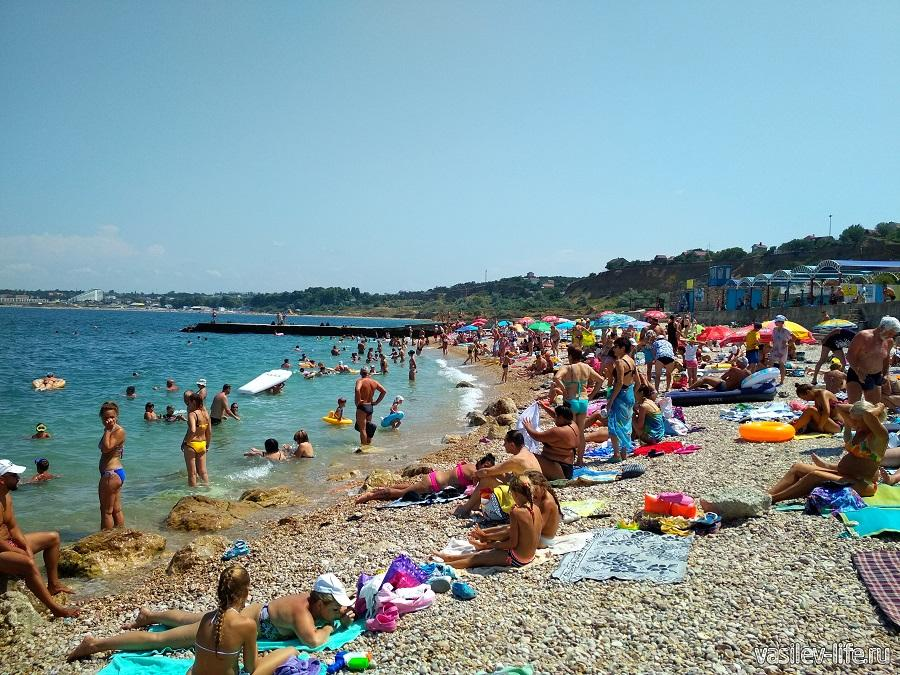 Пляж «Толстяк», Севастополь (7)