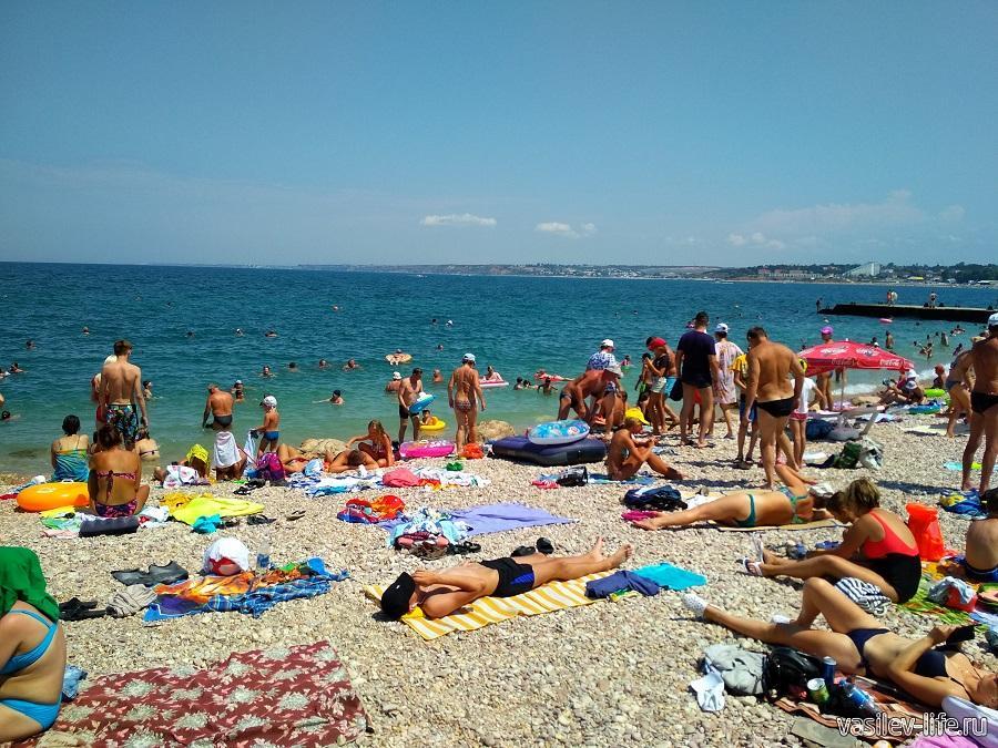 Пляж «Толстяк», Севастополь (8)