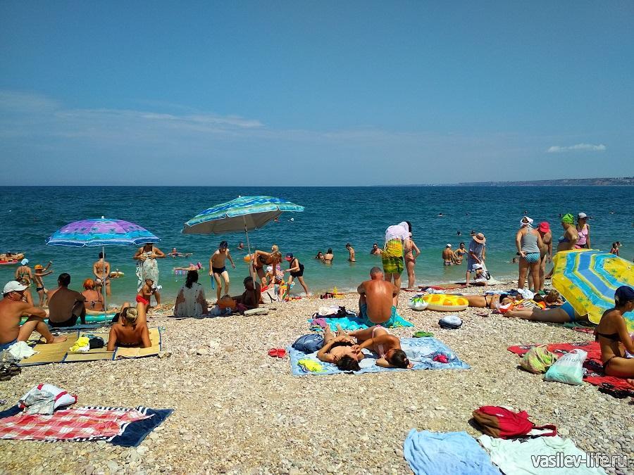 Пляж «Толстяк», Севастополь (9)