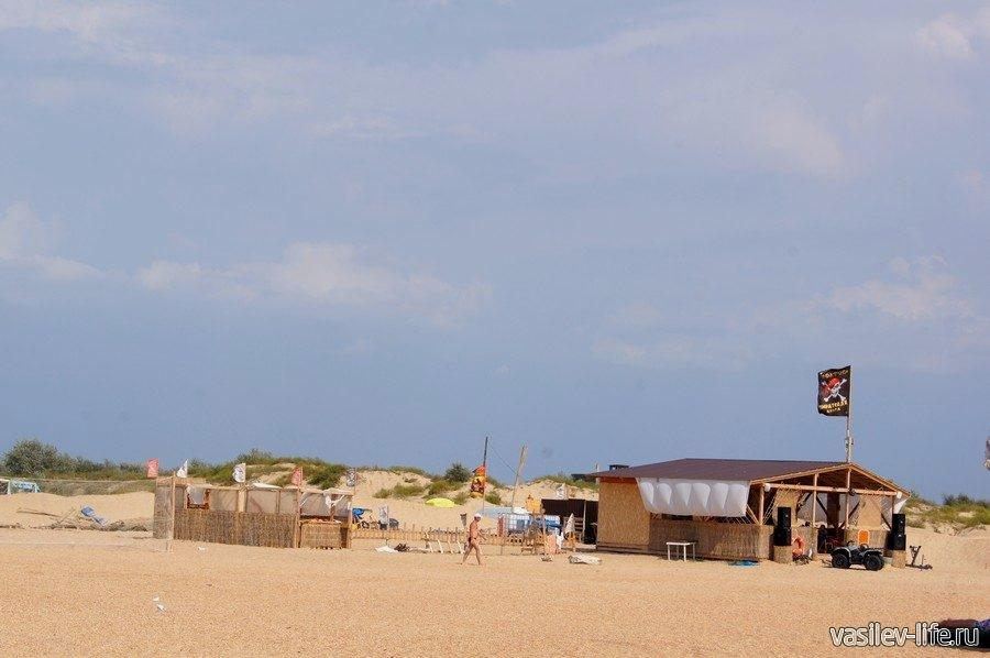 Пляж «Тортуга»