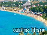 Пляж «Учкуевка», Севастополь