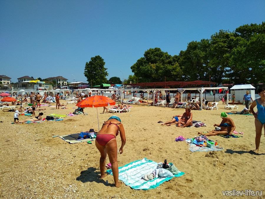 Пляж «Учкуевка» в Севастополе (9)