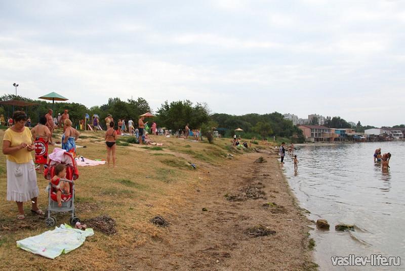 Пляж «Черепашка» в Керчи 3