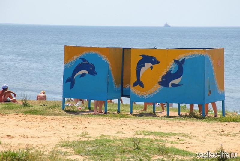 Пляж «Черепашка» в Керчи 4
