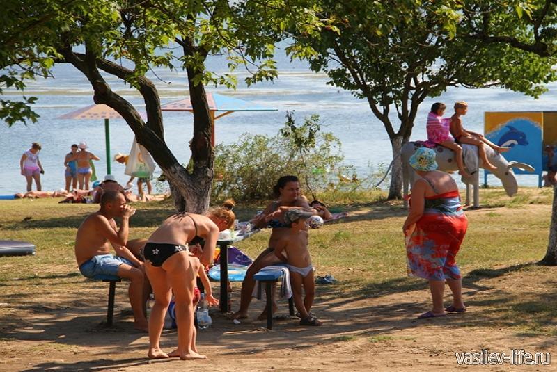 Пляж «Черепашка» в Керчи 5