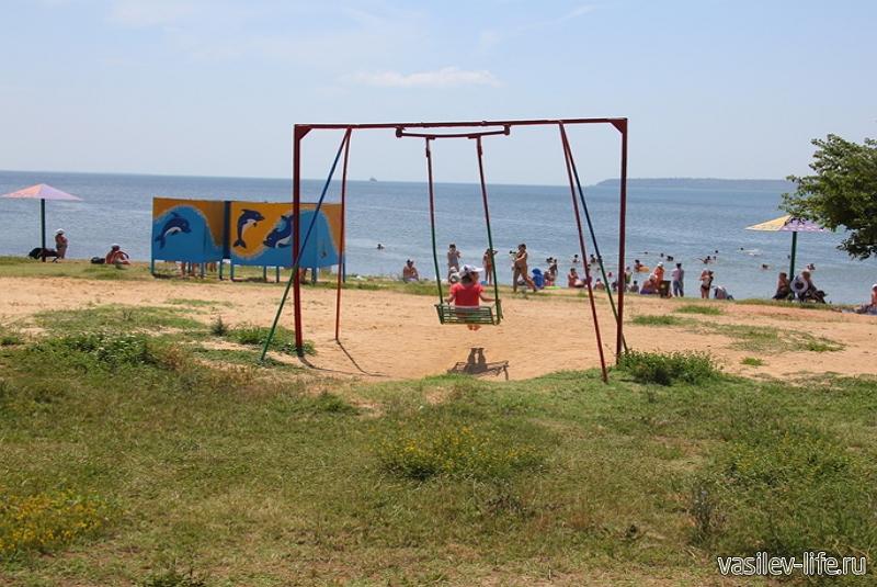 Пляж «Черепашка» в Керчи 7