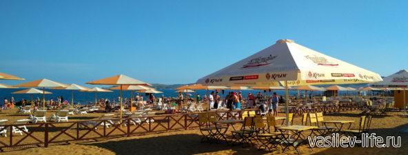 Пляж Алые паруса 16