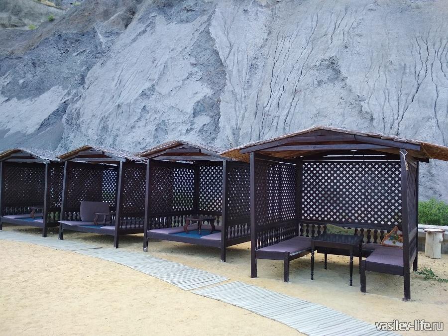 Пляж Мохито в Судаке (11)