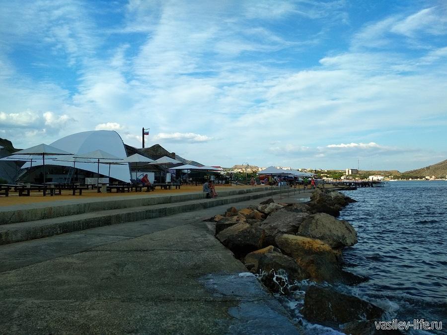 Пляж Мохито в Судаке (12)