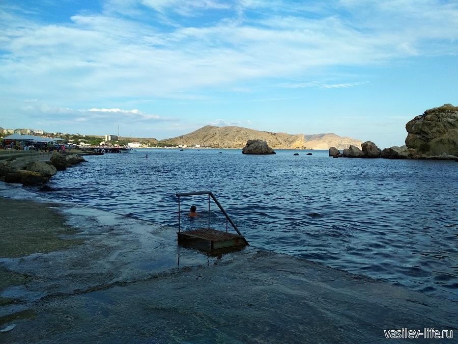 Пляж Мохито в Судаке (13)