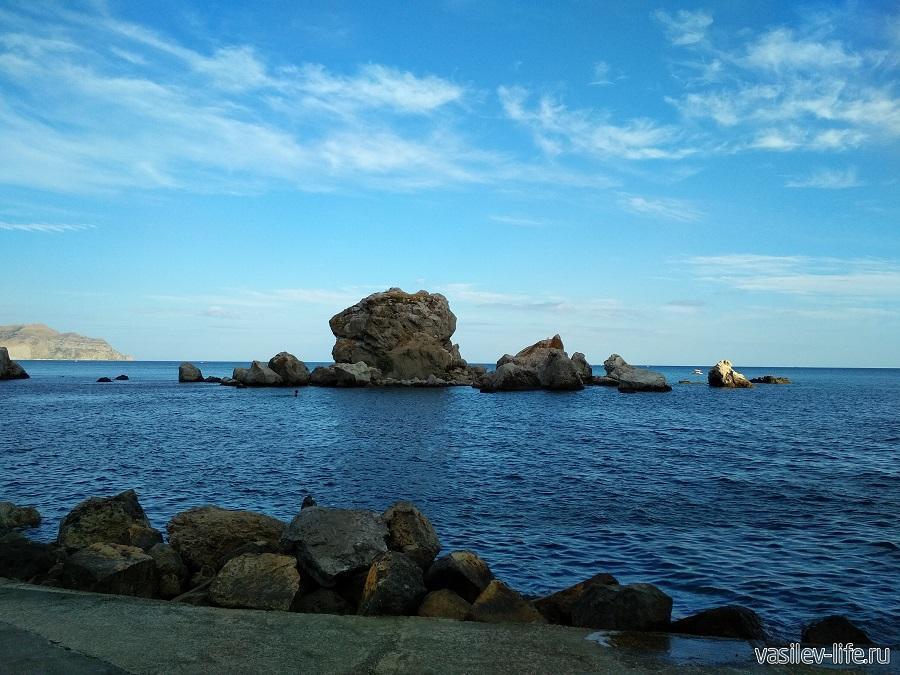 Пляж Мохито в Судаке (16)