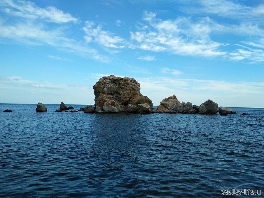 Пляж Мохито в Судаке (4)