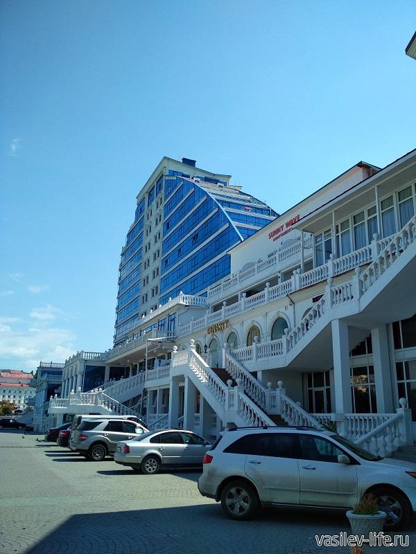 Пляж Мыс Хрустальный в Севастополе (19)