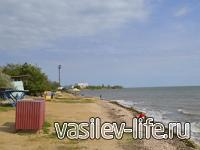 Пляж Сморжевского1
