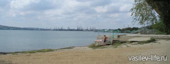 Пляж Сморжевского3