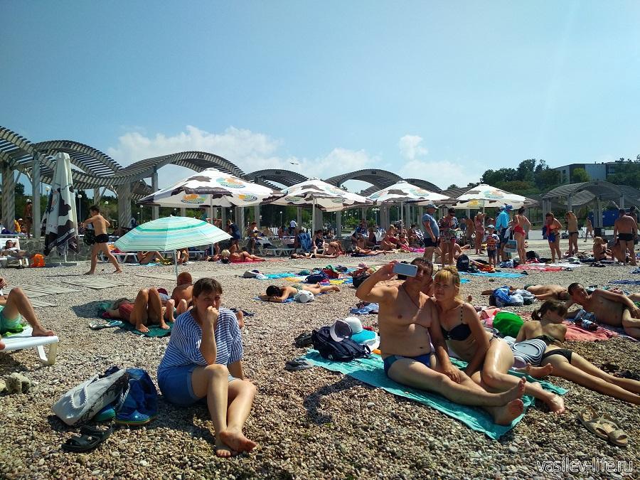 Пляж Солнечный в Севастополе (17)