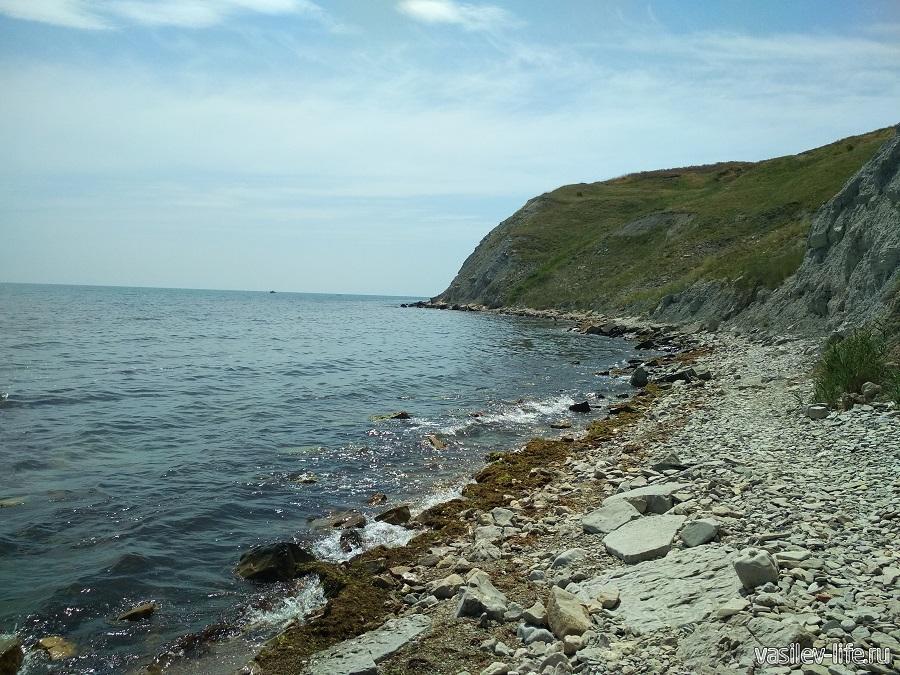 Пляж Чумка в Феодосии (2)