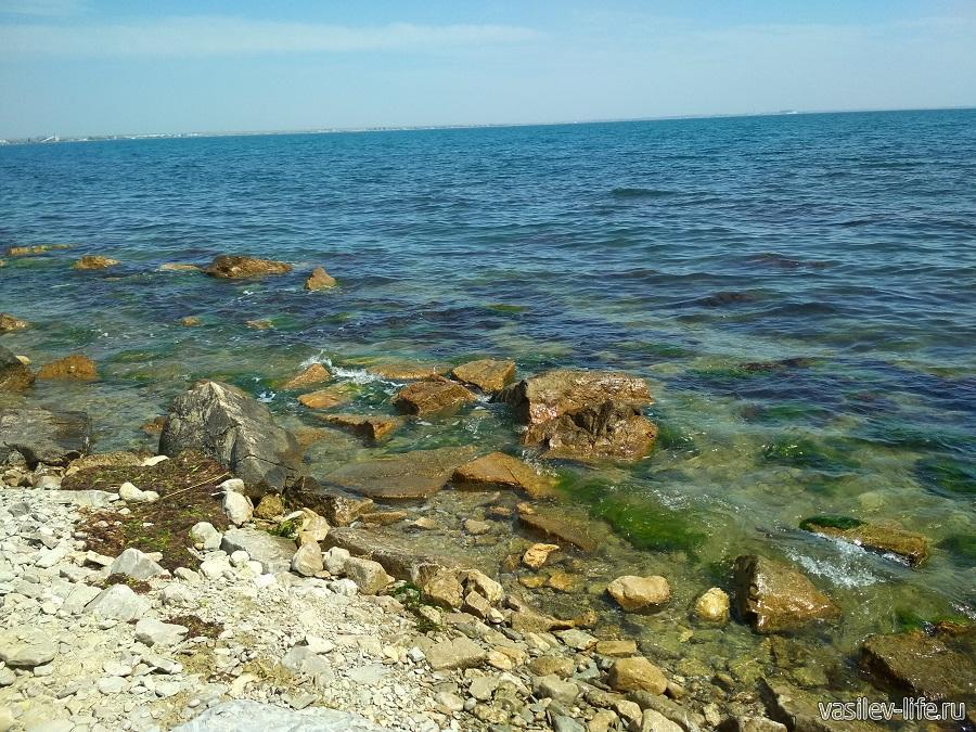 Пляж Чумка в Феодосии (3)
