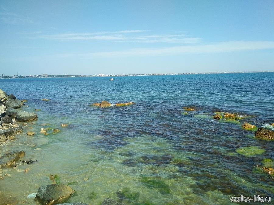 Пляж Чумка в Феодосии (4)