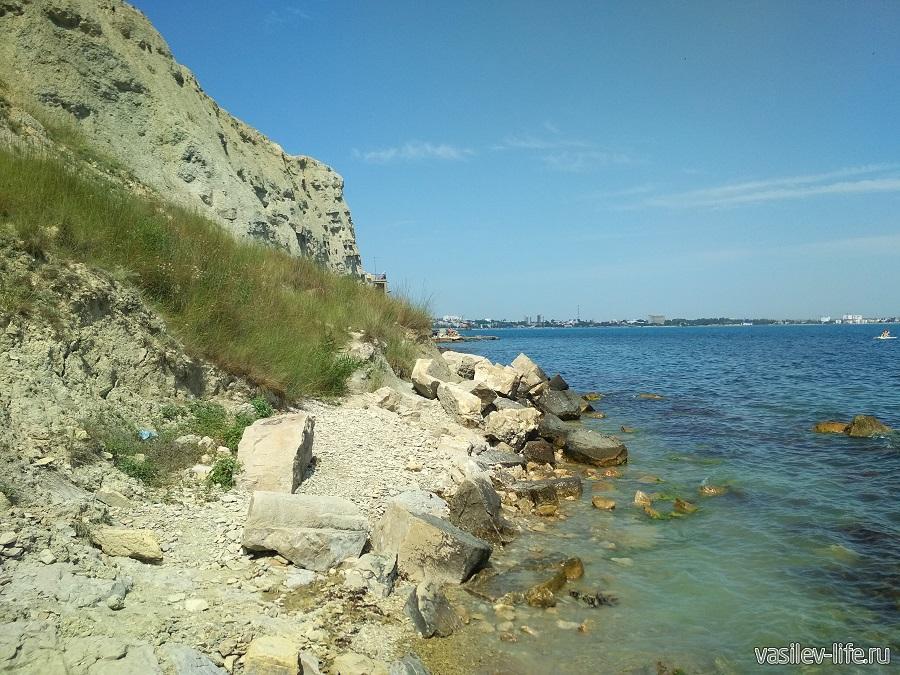Пляж Чумка в Феодосии (5)