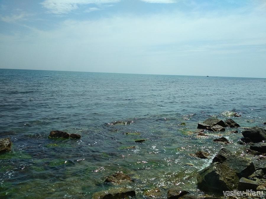 Пляж Чумка в Феодосии (6)