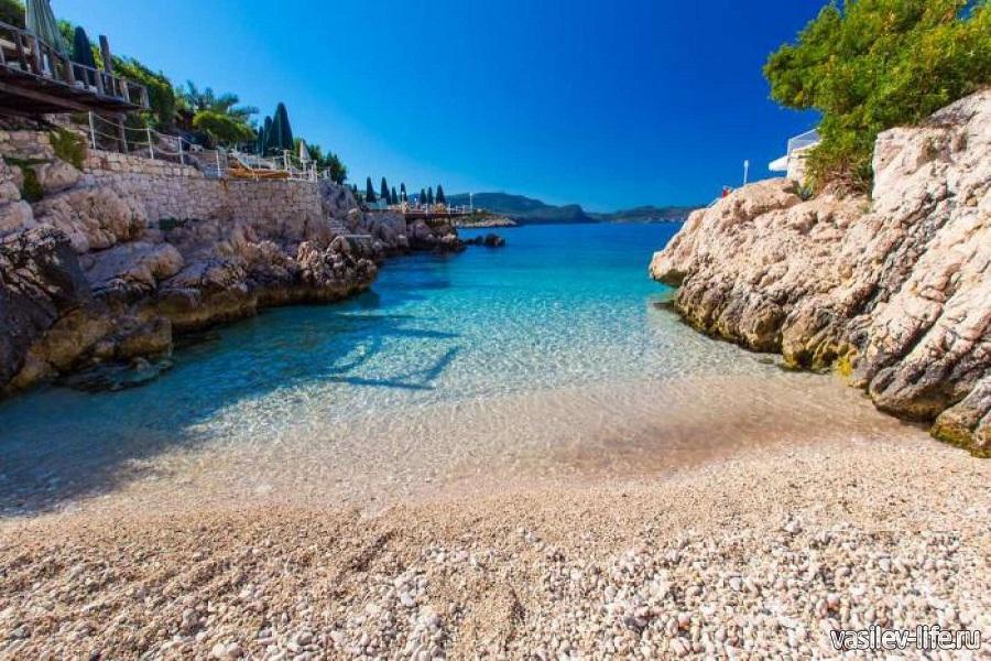 Пляж в Анталии 000
