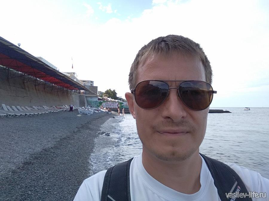 Пляж в Ливадии (10)