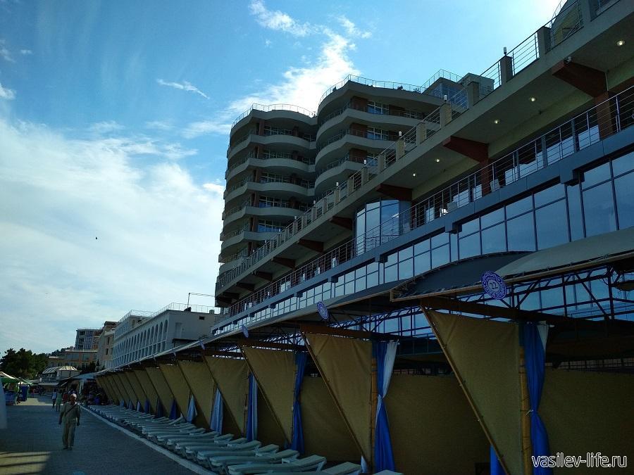 Пляж в Ливадии (9)