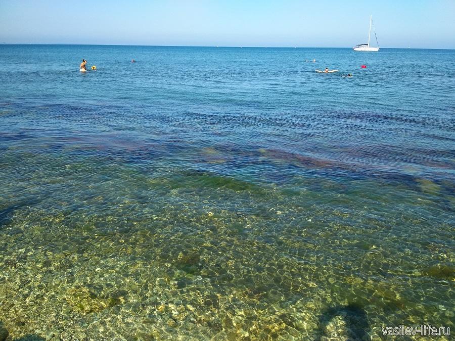 Пляж санатория Восход (5)