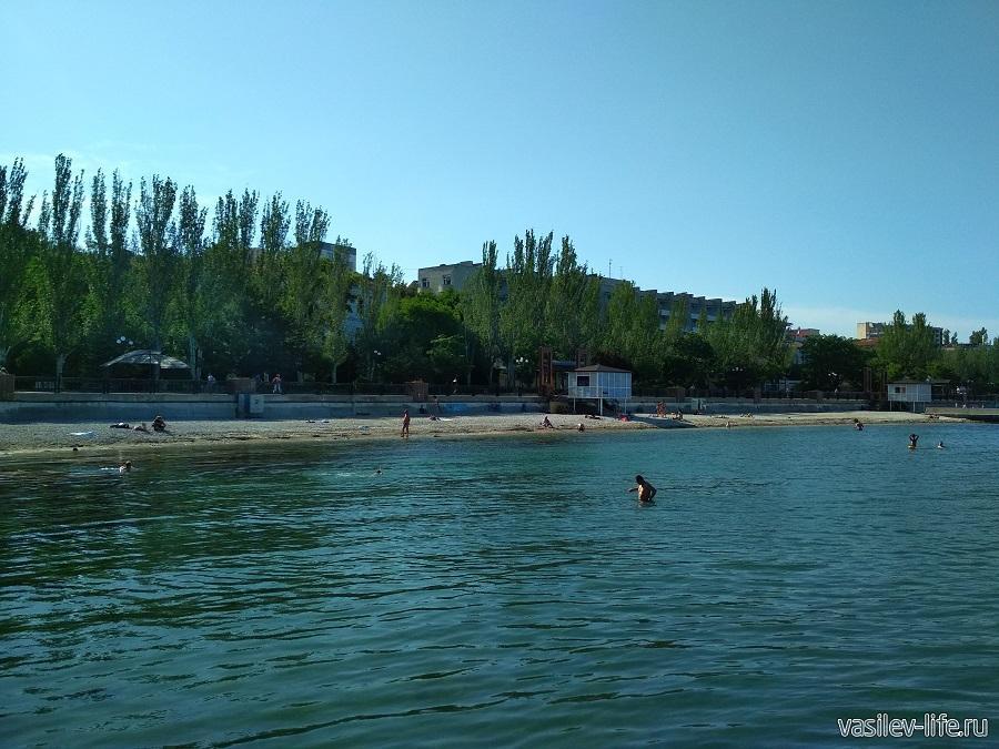 Пляж санатория Восход (7)