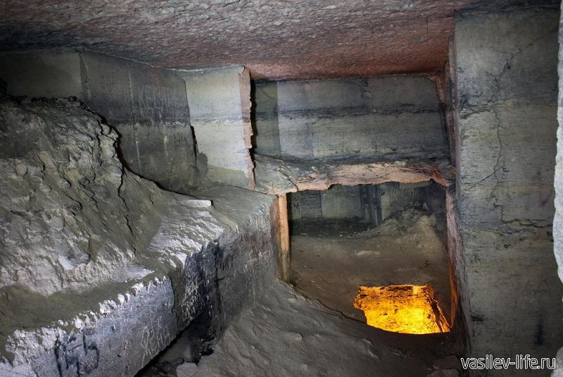 Подземная Керченская крепость внутри3