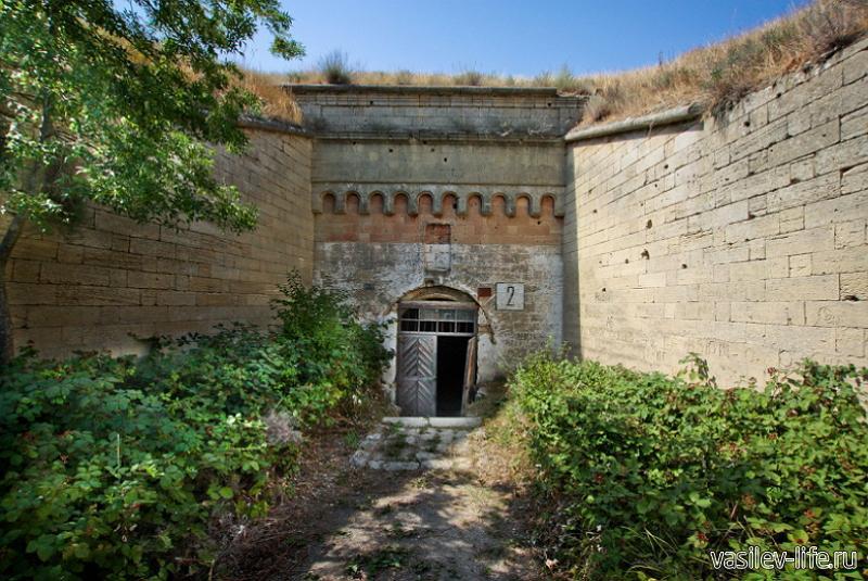 Подземная Керченская крепость