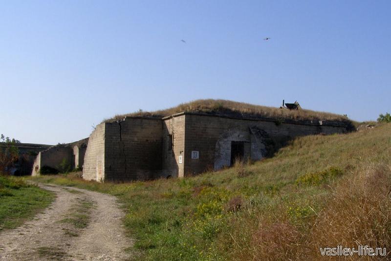 Подземная Керченская крепость 4
