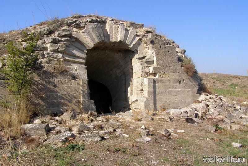 Подземная Керченская крепость 5