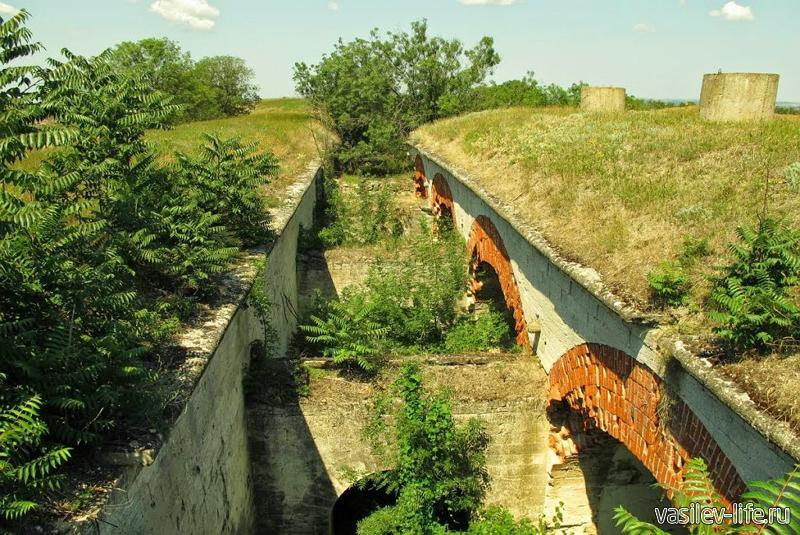 Подземная Керченская крепость 6