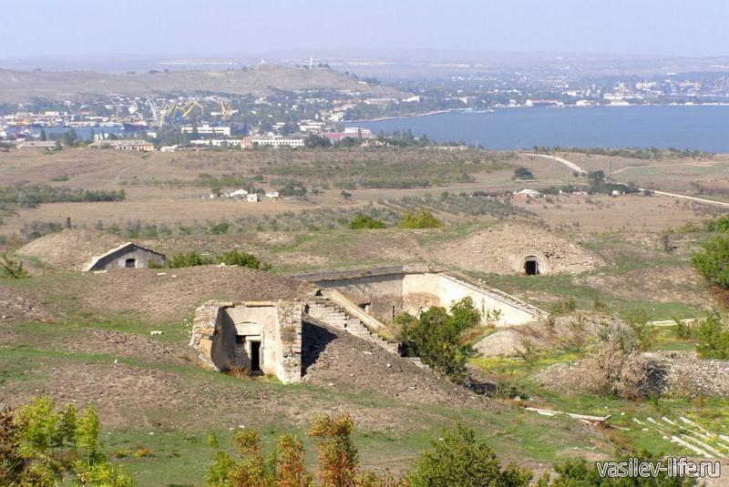Подземная Керченская крепость 7