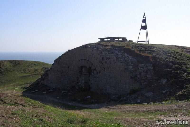 Подземная Керченская крепость 8