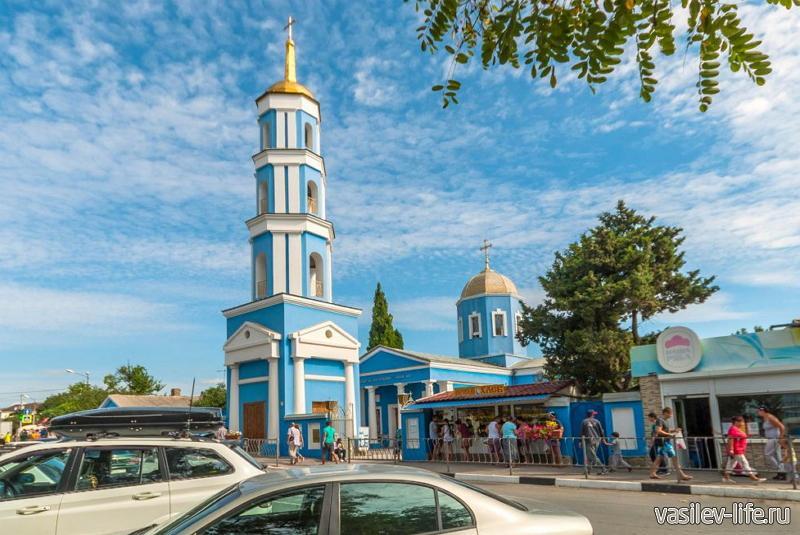 Покровская церковь (Судак)